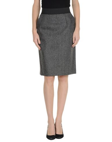 DOLCE &amp; GABBANA - Knee length skirt