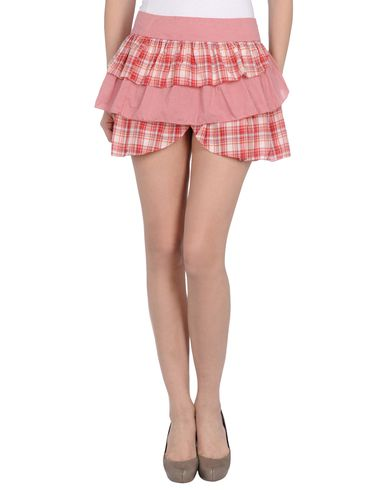 PATRIZIA PEPE - Mini skirt