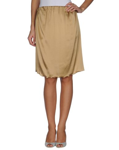 L&#39; AUTRE CHOSE - Knee length skirt