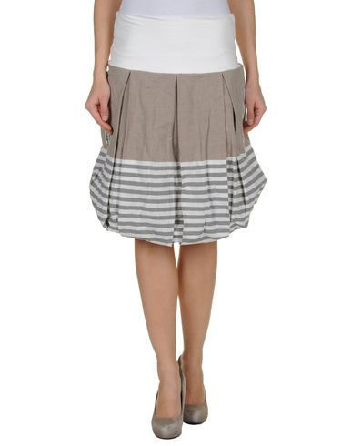 MANILA GRACE - 3/4 length skirt