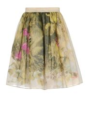 REDValentino - Printed  skirt