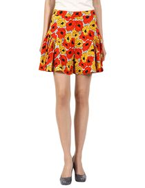 YVES SAINT LAURENT RIVE GAUCHE - Mini skirt