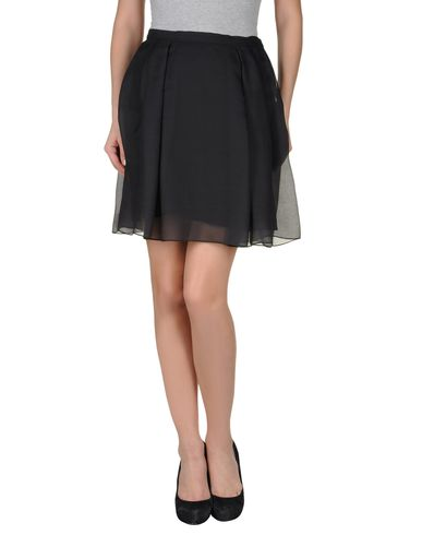 CHRISTIAN DIOR - Knee length skirt