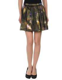 DRIES VAN NOTEN - Mini skirt