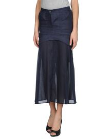 Y&#39;S YOHJI YAMAMOTO - Long skirt