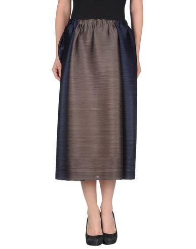 PLEATS PLEASE MIYAKE - 3/4 length skirt
