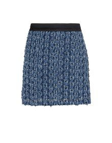 Denim skirt - 10 CROSBY DEREK LAM