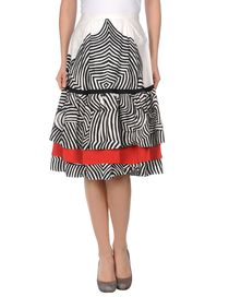 ANTONIO MARRAS - Knee length skirt
