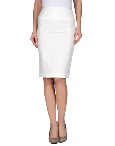 NINA RICCI - Knee length skirt