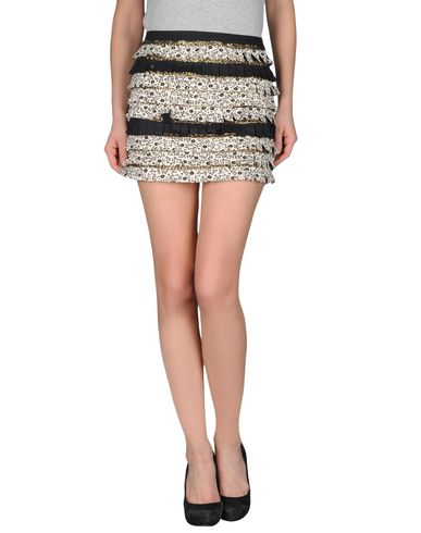 Mini skirt Manoush from yoox.com