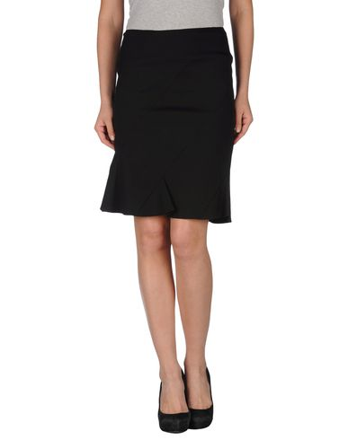 JIL SANDER - Knee length skirt