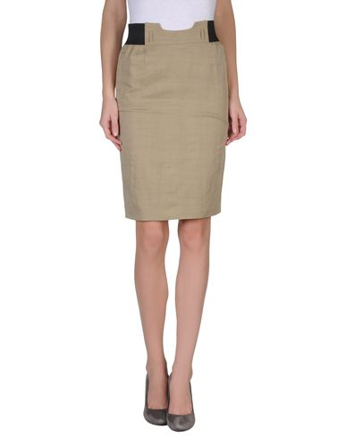 TRUSSARDI 1911 - Knee length skirt
