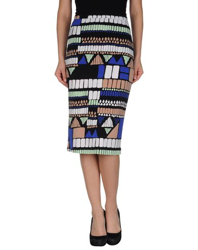 TIBI - 3/4 length skirt