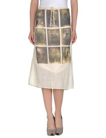 SHARE SPIRIT - 3/4 length skirt