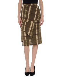 MICHAEL KORS - Knee length skirt