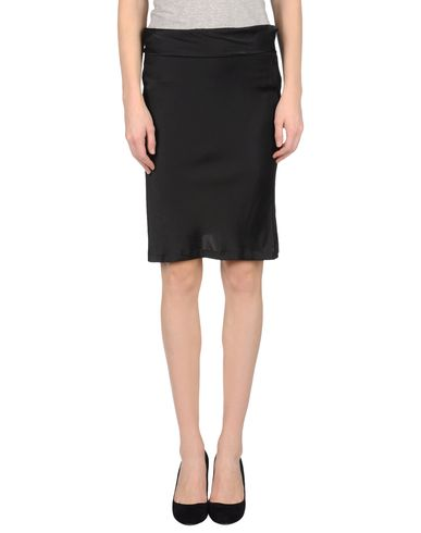 ANN DEMEULEMEESTER - Knee length skirt