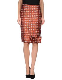 ROCHAS - Knee length skirt