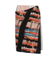 Knee length skirt - CEDRIC CHARLIER