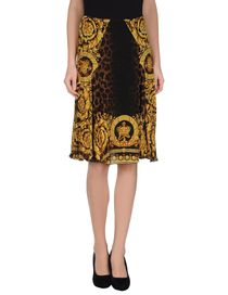 VERSACE - Knee length skirt