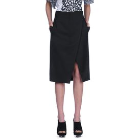 STELLA McCARTNEY, Midi, Dry Suiting Desiree Skirt