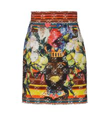 Knee length skirt - DOLCE & GABBANA