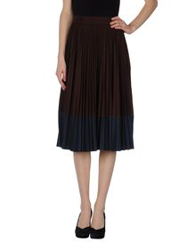 MARIOS - 3/4 length skirt