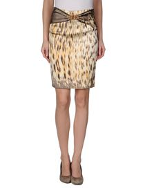 ROBERTO CAVALLI - Knee length skirt
