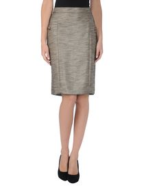 METRADAMO - Knee length skirt