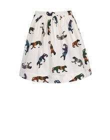 Knee length skirt - MSGM