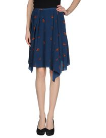 GIRL by BAND OF OUTSIDERS - Knee length skirt