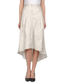 GIRL by BAND OF OUTSIDERS - 3/4 length skirt