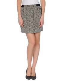 MASSIMO REBECCHI - Knee length skirt