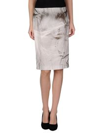 GABRIELE COLANGELO - Knee length skirt