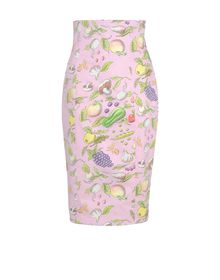 3/4 length skirt - OLYMPIA LE TAN