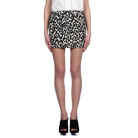 STELLA McCARTNEY, Mini, Painted Spot Brigit Skirt