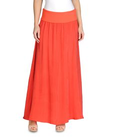ARMANI JEANS - Long skirt