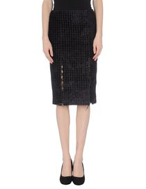 ALEXANDER MCQUEEN - 3/4 length skirt