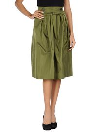 BURBERRY PRORSUM - 3/4 length skirt