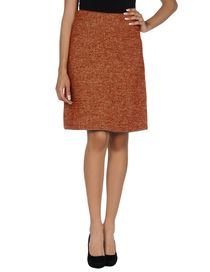 ROBERTO COLLINA - Knee length skirt