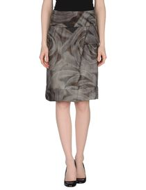 CIVIDINI - Knee length skirt