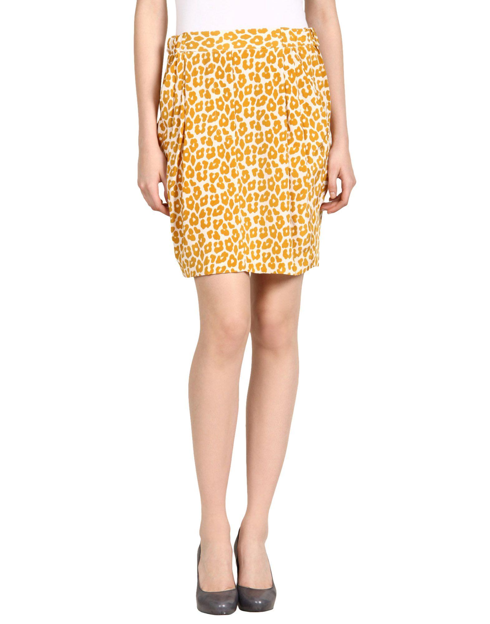 3.1 PHILLIP LIM Knee length skirts - Item 35197555