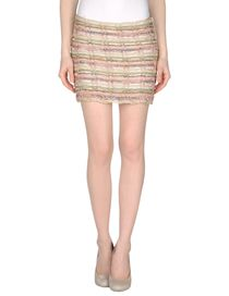 HAUTE HIPPIE - Mini skirt