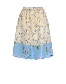 3/4 length skirt - SUNO