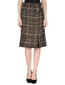 DOLCE & GABBANA - Knee length skirt
