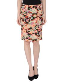 L' AUTRE CHOSE - Knee length skirt