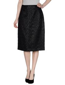 BOTTEGA VENETA - 3/4 length skirt