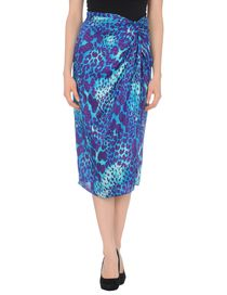 SALVATORE FERRAGAMO - 3/4 length skirt