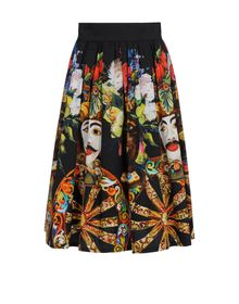 3/4 length skirt - DOLCE &amp; GABBANA