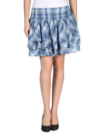 SUPERDRY - Knee length skirt