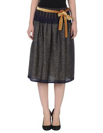 SOHO DE LUXE - 3/4 length skirt